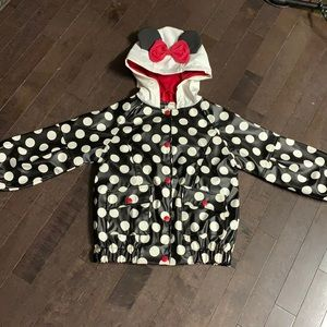 Minnie Mouse Rain jacket